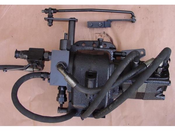 Гидроходоуменьшитель ХД-5 (не требует раскола трактора)