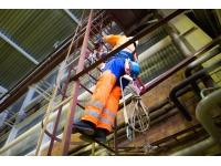 Внедрение комплексной системы обеспечения безопасности работ на высоте