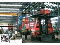 гидравлический молот для штамповки тракторных запчастей