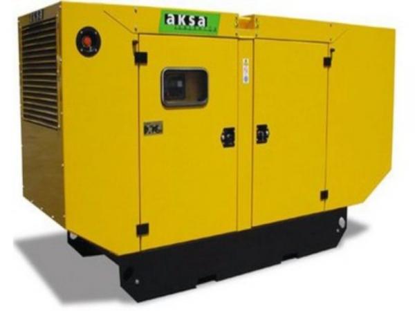 дизельная генераторная установка ДГУ AKSA APD 200 C