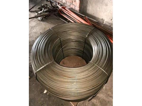 Проволока стальная диаметр 6 мм бухты росрезерв