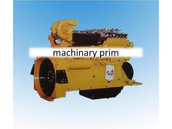 Двигатель Shangchai SC11CB220G2B1