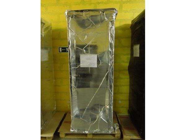 Упаковка электрощитового оборудования в металлизированную пленку NR-M