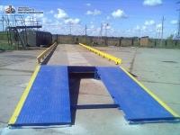 Автомобильные весы 60 тонн 18 метров