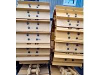 D155A5 цепи катки ножи сегменты ленивцы на складе