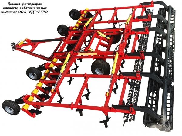 Культиваторы стерневые дисковые КРД шириной захвата от 3 до 9 метров