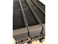 секция радиатора масляная 0404.000