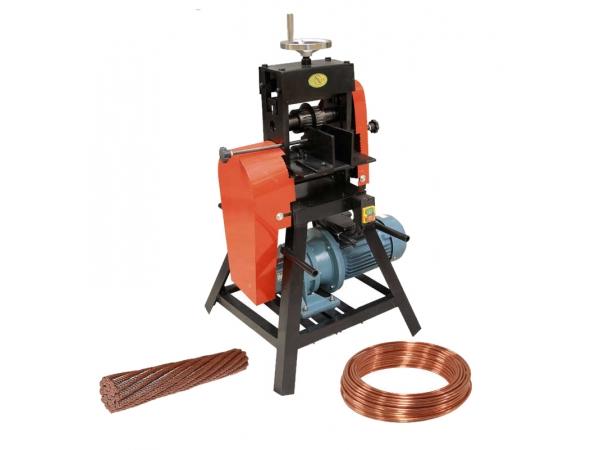 DX-120 станок для зачистки проводов от изоляции, Ø 10-120 мм, 2.2 кВт/