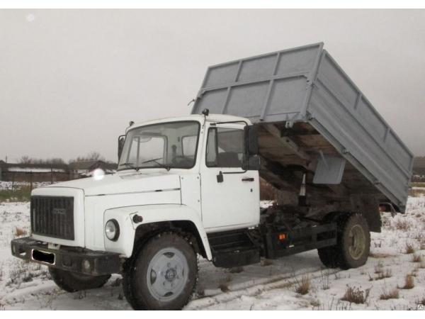 Аренда самосвала для вывоза мусора в Нижнем Новгороде