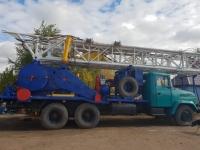 УПА 60/80 на шасси КрАЗ-65053 - 2012 г.