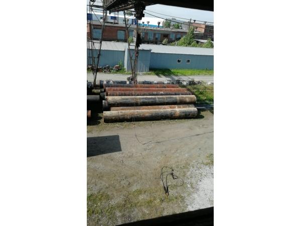 Продажа трубы б/у со склада в Сренденуральске