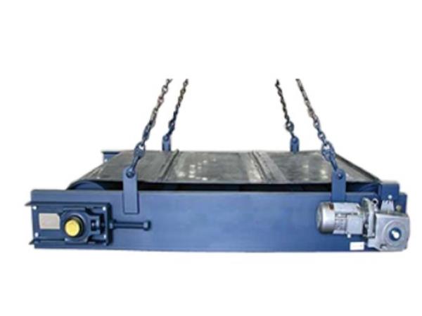 Самоочищающийся магнитный сепаратор RCYD-8