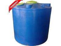 ≈мкость дл¤ воды пластикова¤ 5000 литров