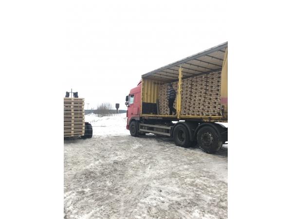 Деревянные европаллеты 1030х770 мм