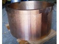 Подпятник сферический 1-112909, наличие бронзовых запчастей