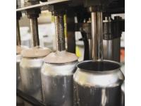 Линия розлива и укупорки алюминиевых и ПЭТ банок  CRON