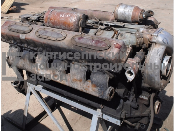 Капитальный ремонт дизельных двигателей сухопутной и судовой техники