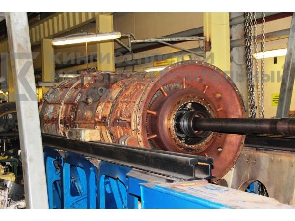 Обслуживание и капитальный ремонт газотурбинных установок