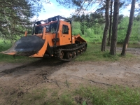 Производим гусеничные машины МГ-4, МТБ-18