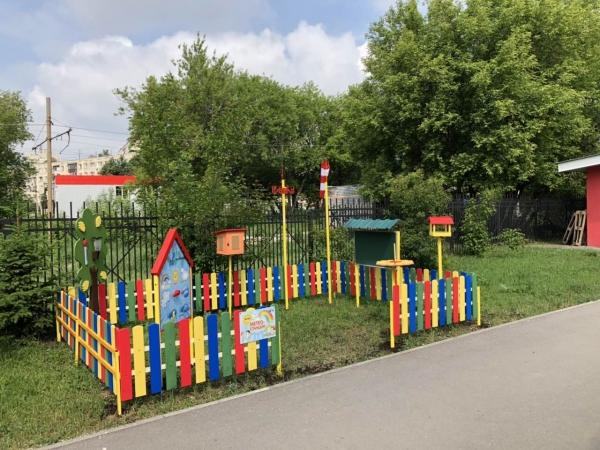 Метеоплощадка Комплект  максимальный-21 элементдля детского сада