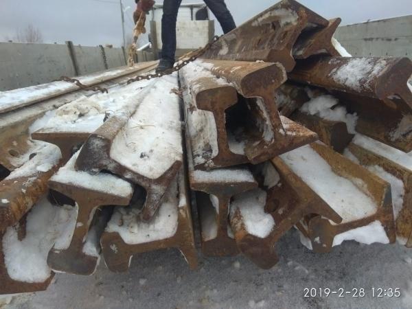 Рельсы Р50 12,                        5 м без износа по цене 42000 (Нижний Новгород) (Муром) (Муром)