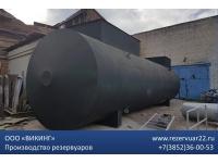Резервуар для хранения воды 50м3