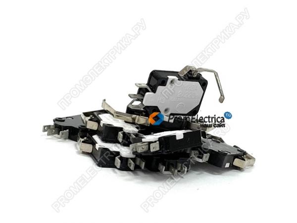 МИ3А Микропереключатель с лапкой (2A 250VAC) МИ 3А