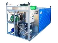 Установка мгновенного охлаждения молока (ГЛВ-ПЛМ)