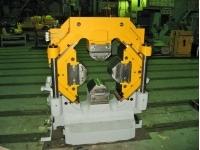 Восстановление наплавкой роботом и изготовление новых бойков для РКМ