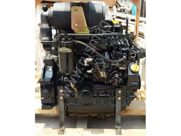 Двигатель в сборе YANMAR 4TNE88-EBE1 для мини погрузчика BELLE 761
