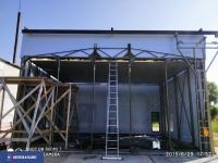 Сушильная камера для дров