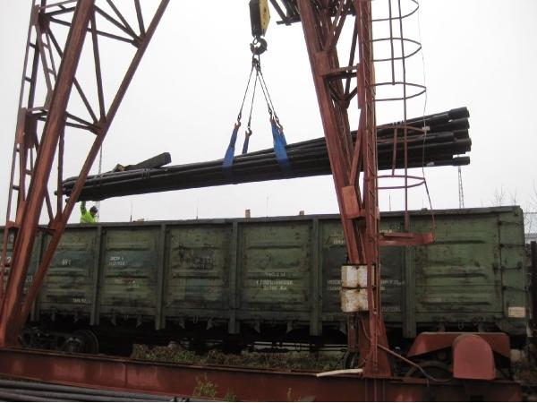 Экспедирование грузов на жд станциях Крыма.