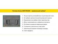 Вентиляционные блоки AIRSTREAM