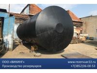 Резервуар стальной пожарный РГСП