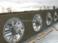 Осевые вентиляторы Siemens
