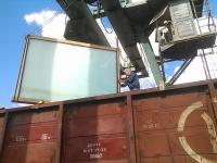 Железнодорожный экспедитор и грузовой терминал в Крыму