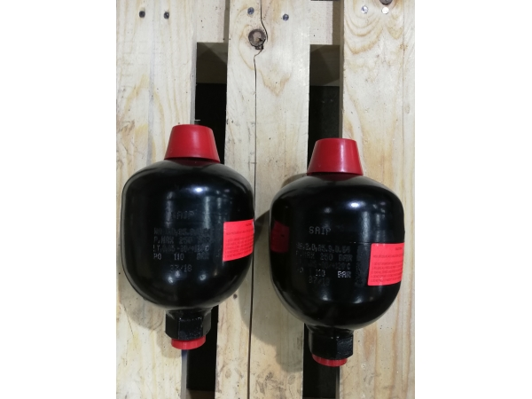 Гидроаккумуляторы мембранные для спецтехники