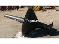 Конус дробящий (КСД/КМД-1200 Гр и Т) 1-112892 для КСД/КМД-1200.