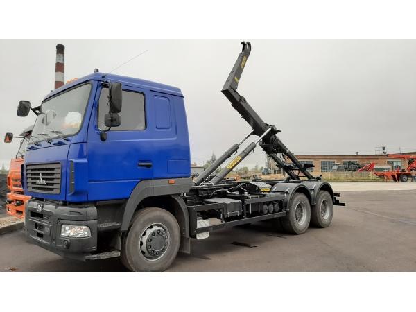 Мультилифт Palfinger на шасси МАЗ 6312С9-8525-01
