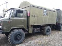 ГАЗ- 66 с кунгом