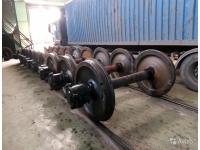 Продам колесные пары жд вагона (Сосногорск)