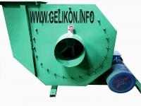 Пылевой вентилятор ВЦП 7-40 №8 для удаления опила из станков