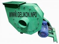 Пылевой вентилятор ВЦП 7-40 №5 для удаления опила из станков