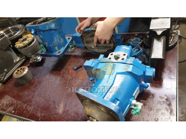 Капитальный ремонт гидроузлов