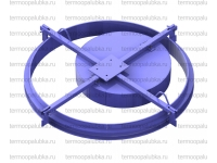 Металлоформы колодезных колец