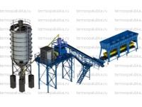 Бетонный завод Betonmixx Лента. 35 м3 в час.