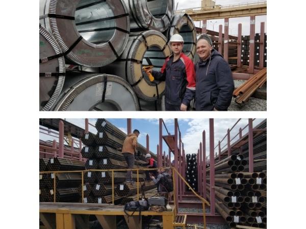 Контроль качества металла и сварных соединений в Санкт-Петербурге