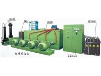 Модернизация паровоздушного молота в электрогидравлический