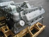 Двигатель ЯМЗ 238 М2 (новый с консервации, с установкой)
