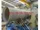 Экструзионная линия по производству полиэтиленовых труб